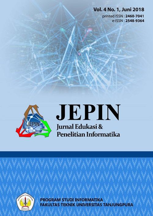 jurnal jepin vol 4 no 1